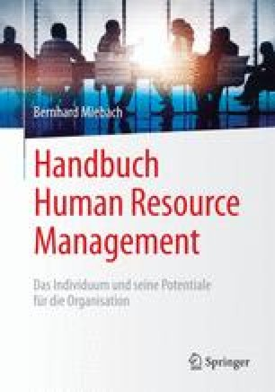 Handbuch Human Resource Management
