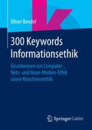 300 Keywords Informationsethik