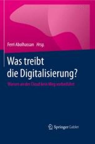 Was treibt die Digitalisierung?