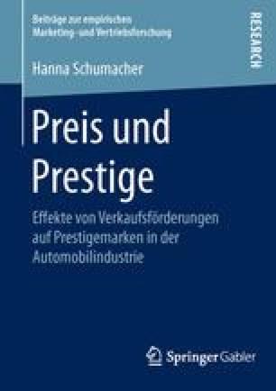 Preis und Prestige
