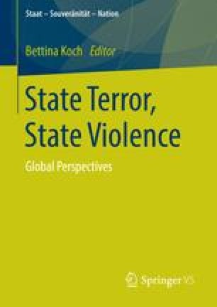 State Terror, State Violence