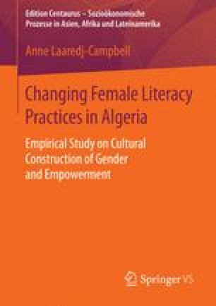 Changing Female Literacy Practices in Algeria