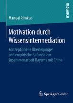 Motivation durch Wissensintermediation