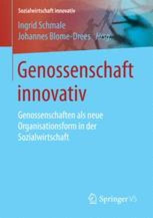 Genossenschaft innovativ