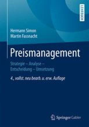 Preismanagement
