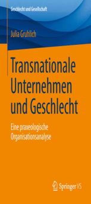 Transnationale Unternehmen und Geschlecht