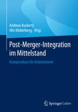 Post-Merger-Integration im Mittelstand