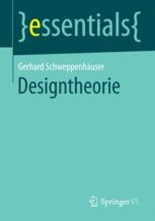 Designtheorie