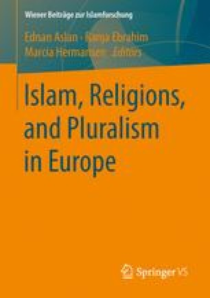 Islam, Religions, and Pluralism in Europe