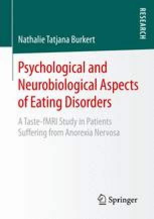 Psychological and Neurobiological Aspects of Eating Disorders