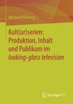 Die Kult(ur)serie im Distinktionsprozess | SpringerLink