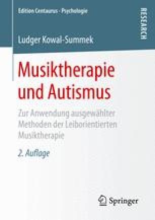 Musiktherapie und Autismus