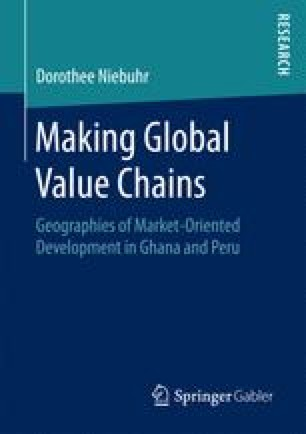 Making Global Value Chains