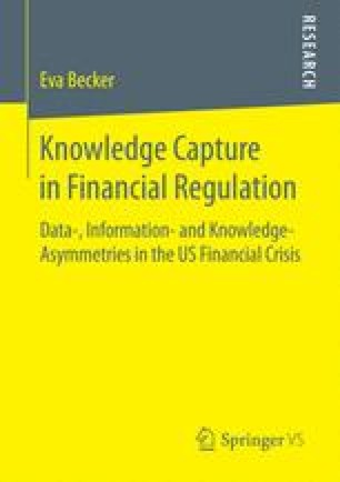 Knowledge Capture in Financial Regulation