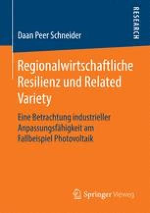 Regionalwirtschaftliche Resilienz und Related Variety