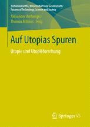 Auf Utopias Spuren