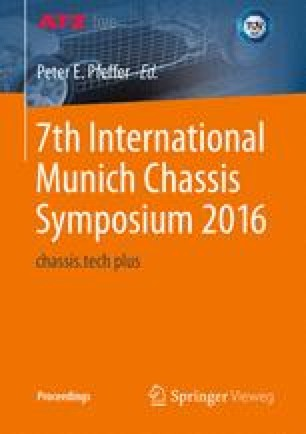 7th International Munich Chassis Symposium 2016