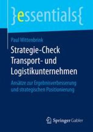 Strategie-Check Transport- und Logistikunternehmen