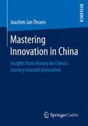 Mastering Innovation in China