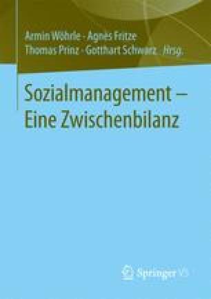 Sozialmanagement – Eine Zwischenbilanz
