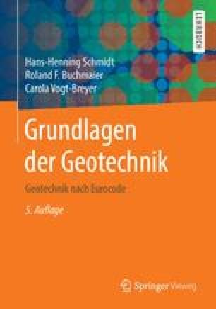 Grundlagen der Geotechnik