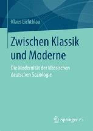 Zwischen Klassik und Moderne