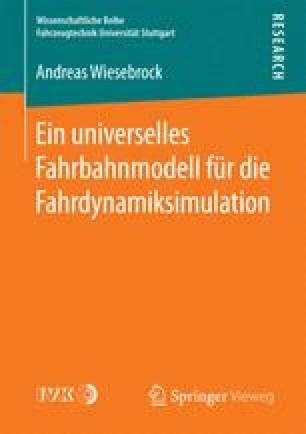 Ein universelles Fahrbahnmodell für die Fahrdynamiksimulation