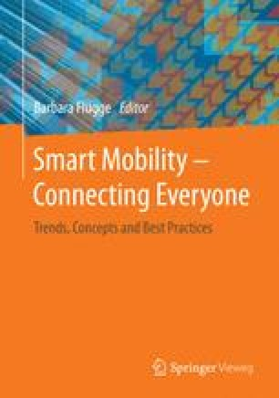 Smart Mobility – Connecting Everyone