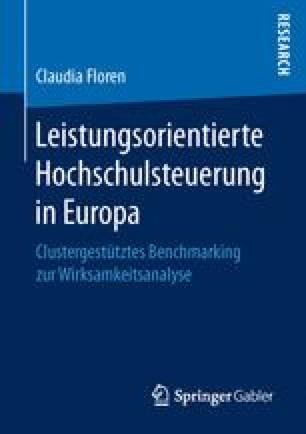 Leistungsorientierte Hochschulsteuerung in Europa