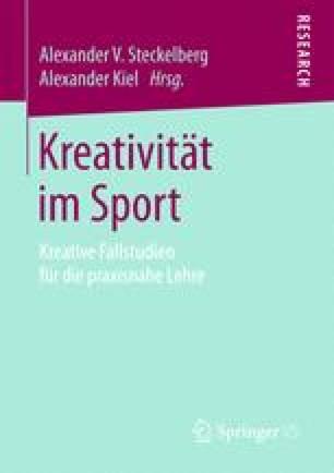 Kreativität im Sport