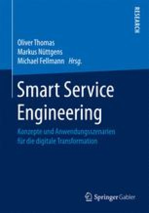 Smart Service Engineering