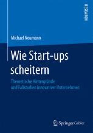 Wie Start-ups scheitern
