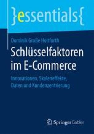Schlüsselfaktoren im E-Commerce