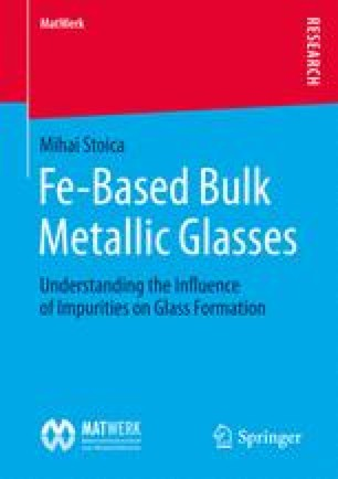 Fe-Based Bulk Metallic Glasses