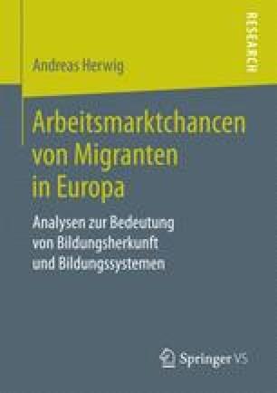Arbeitsmarktchancen von Migranten in Europa