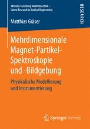 Mehrdimensionale Magnet-Partikel-Spektroskopie und -Bildgebung