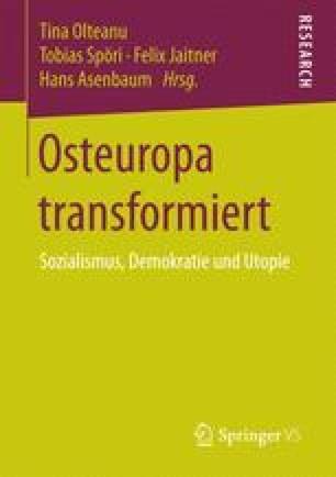 Osteuropa transformiert