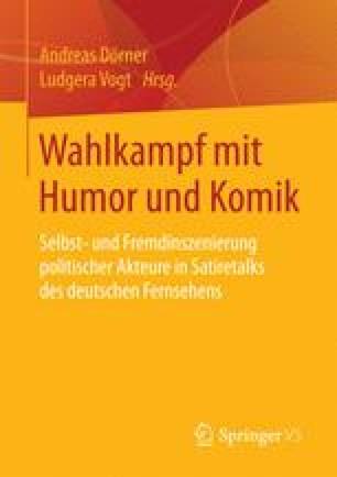 Wahlkampf mit Humor und Komik