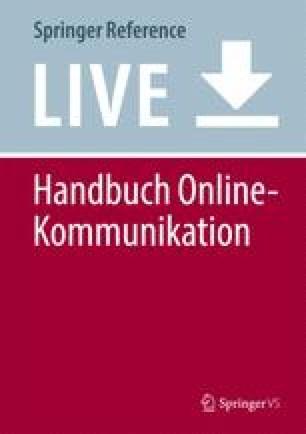 Handbuch Online-Kommunikation