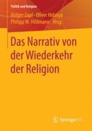 Der totgeglaubte Gott: Politik im Machtfeld der Religionen (German Edition)