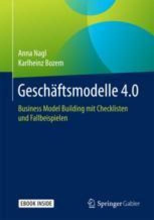 Geschäftsmodelle 4.0