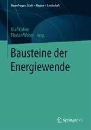 Bausteine der Energiewende