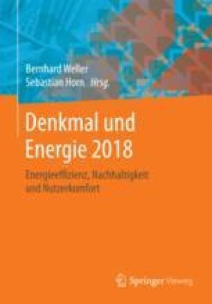 Denkmal und Energie 2018