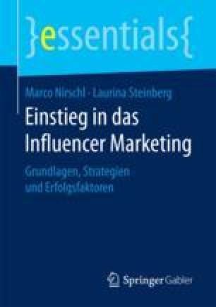 Einstieg in das Influencer Marketing