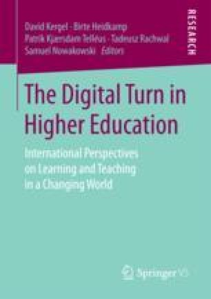 The Digital Turn in Higher Education