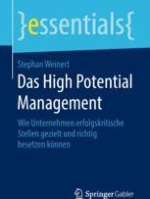 Das High Potential Management