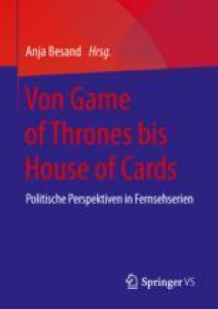 Von Game of Thrones bis House of Cards