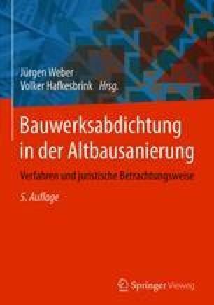 Zivilrechtliche Grundlagen Springerlink