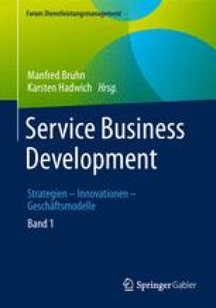 Service Business Development