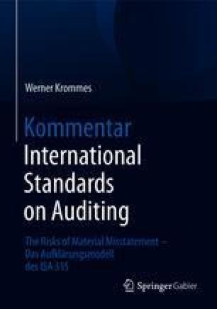 Kommentar International Standards on Auditing